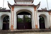 Gia thế của dòng họ Phan Huy, nơi ông Ban Ki-moon ghé thăm