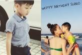 Đối thoại đầy tâm tư của mẹ con Hồ Ngọc Hà trong sinh nhật Subeo