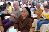 40% số người cao tuổi chưa có thẻ bảo hiểm y tế