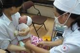 Tăng cường tiêm vaccine viêm gan B cho trẻ sơ sinh