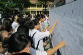 Đã có quy chế chính thức kỳ thi THPT quốc gia 2015