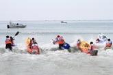 Khoảng 10.000 người tham dự Đại hội Thể thao bãi biển châu Á lần thứ 5 tại Đà Nẵng
