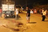 Lao vào hiện trường tai nạn, 2 người tử vong tại chỗ