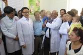 Khởi động Tuần lễ tiêm chủng tại Bắc Giang