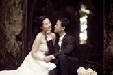 Thanh Thanh Hiền đẹp như gái đôi mươi trong bộ ảnh cưới với con trai Chế Linh