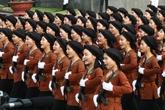 Hình ảnh ấn tượng trong lễ diễu binh, diễu hành tại quảng trường Ba Đình