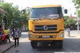 Xe tải tông xe máy, 1 phụ nữ tử vong