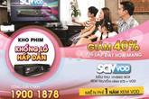 Dịch vụ xem truyền hình theo yêu cầu SCTV-VOD