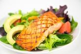 Cách chế biến 5 loại salad tốt cho tim mạch