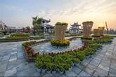 Đến Đà Nẵng tham dự Lễ hội Hoa Xuân ở công viên Châu Á