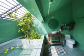 Ngôi nhà mái lá của cặp vợ chồng kiến trúc sư