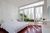 Căn nhà 60m2 bình yên trong đô thị ngột ngạt