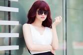 Mẫu váy dạo phố hút mắt của Trương Quỳnh Anh