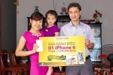 Sở hữu ngay iPhone 6 chỉ với gần 200.000 đồng