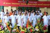 Chuyên khoa đầu tiên về Bệnh phổi nghề nghiệp tại Việt Nam