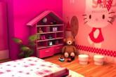 Cách chọn nội thất phòng ngủ cho bé gái