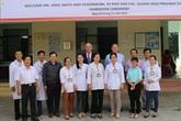 Nâng cao hoạt động cấp cứu nhi khoa tại miền Trung