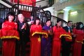 Khánh thành nhà truyền thống lịch sử ngành y tế