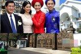 Khám phá nội thất biệt thự dát vàng nhà chồng Tăng Thanh Hà