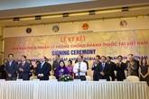 Việt Nam cam kết phòng chống kháng thuốc