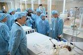 Viện Tim TPHCM: Khánh thành khu kỹ thuật mới hơn 100 tỷ đồng