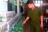 Hàng ngàn chai bia Heineken không rõ nguồn gốc xuất xứ