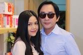 NSƯT Kim Tử Long khoe vợ trẻ xinh đẹp