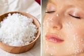 Làm đẹp da bằng muối ăn: Công dụng ít người ngờ tới của muối