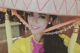 Hình ảnh đáng yêu của Lan Khuê tại cuộc thi Hoa hậu Thế giới 2015