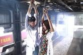 """Hậu trường cực khổ của Huy Khánh trong phim """"Siêu nhân X."""""""
