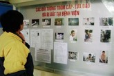 Triệt xóa tội phạm, tệ nạn gây bức xúc tại các bệnh viện
