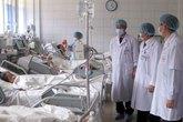 Kiểm tra công tác phòng chống dịch MERS –CoV