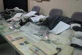 Mang ma túy số lượng lớn, một hành khách bị bắt giữ.