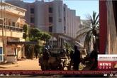 Xả súng, bắt cóc con tin tại khách sạn ở Mali: 27 người chết