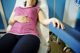 Cấp cứu cô gái mang thai ngoài tử cung vỡ vòi trứng