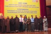 Chức sắc Phật giáo tham gia khắc phục mất cân bằng giới tính khi sinh