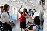Tàu metro an toàn trước thảm hoạ động đất, sóng thần?
