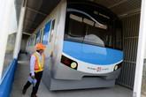 Người dân sẽ ngắm và góp ý cho đoàn tàu metro