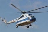 Trực thăng cứu hộ rơi ở Bình Thuận
