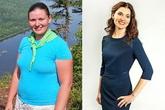 Mẹ giảm gần 40 kg trong 6 tháng vì sợ con xấu hổ