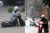Nhìn Quảng Ninh lụt, nhớ lại Hà Nội năm 2008