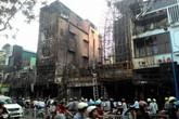 Xác định được danh tính nạn nhân vụ cháy 8 căn nhà
