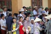 Hàng trăm học sinh nghỉ học vì cha mẹ phản đối sáp nhập trường