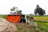 Căn lán đầy xi-lanh của nghi phạm đâm cả gia đình ở Hà Nội