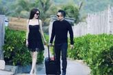 Ngọc Trinh và ông bầu tình tứ nghỉ dưỡng ở Côn Đảo