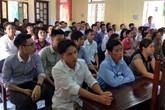 Nhiều uẩn khúc trong phiên tòa vừa bị hoãn tại Nam Định