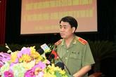Giám đốc Công an Hà Nội: Thực hiện hiệu quả, quyết liệt chương trình 05 của Thành ủy
