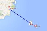 Nhân chứng kể lại khoảnh khắc 2 chiếc Su-22 rơi trên biển