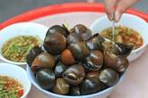 Mẹ mang thai có nên ăn ốc?