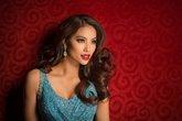 Phạm Hương đã nói gì khi có mặt ở cuộc thi Hoa hậu Hoàn Vũ 2015